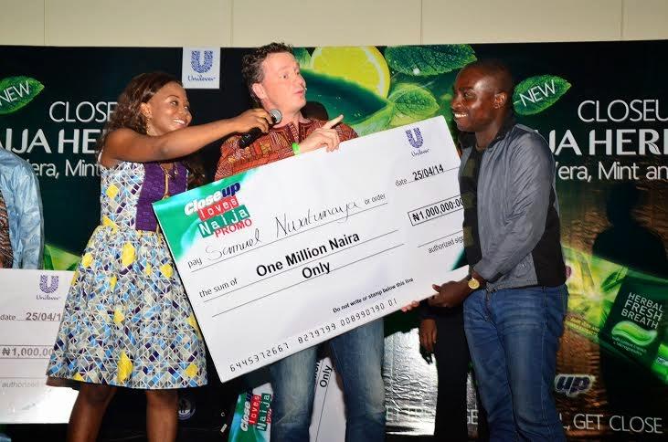 01 The CloseUp Naija Herbal Gel Launch Event