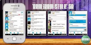 BBM MOD Style GB By Arum Prabowo'Yk