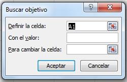 Iteraciones en Excel