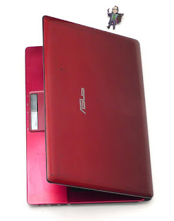 Laptop Gaming ASUS A43S Core i3 Bekas Di Malang