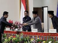 DPRD Provinsi Lampung Menilai LKPJ Pjs. Gubernur Sudah baik