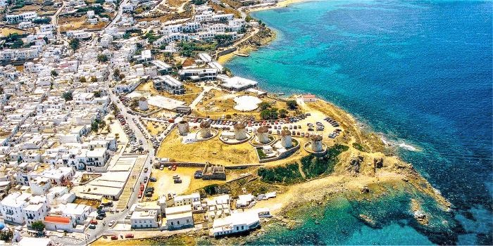 Offerta vacanze Mykonos luglio 2015