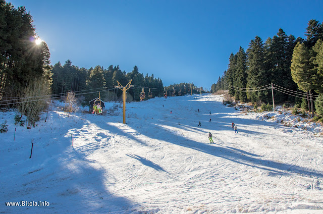 Kopanki ski Center – National park Pelister, Macedonia