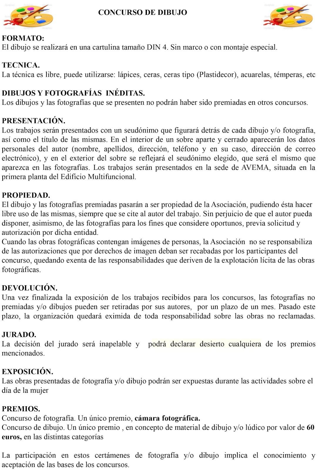 MAZAGN SEGREGACIN YA IV CONCURSO DE FOTOGRAFA Y DIBUJO