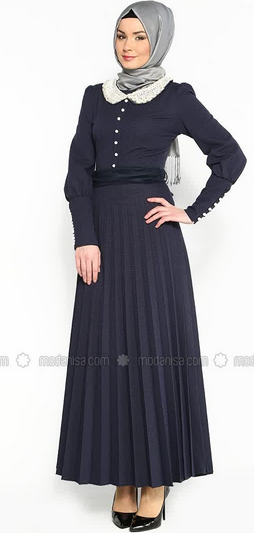 Gambar Baju Muslim Wanita Modern