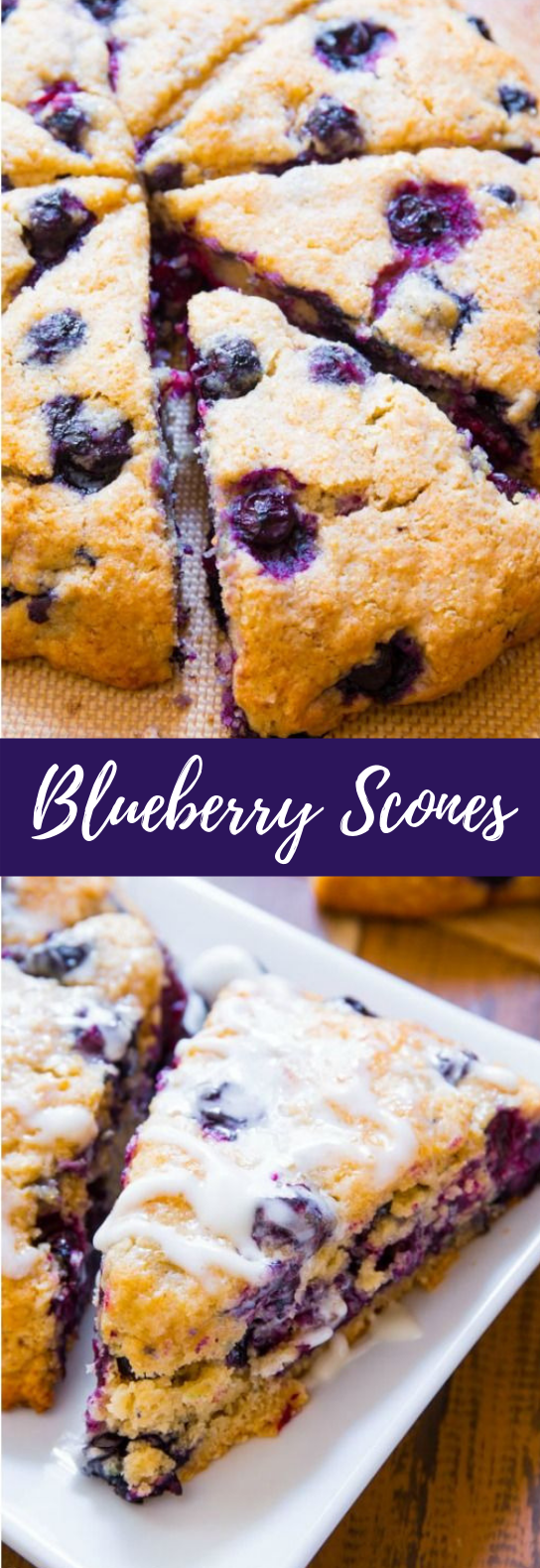 My Favorite Blueberry Scones #Dessert #Sweet