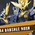 RG #27 1/144 Banshee Norn Sample Images by Dengeki Hobby