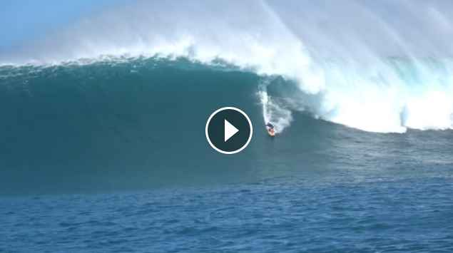 Eli Olson - Outer Reef Session