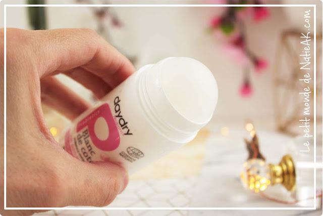 déodorant bio daydry made in France vegan et cruelty free