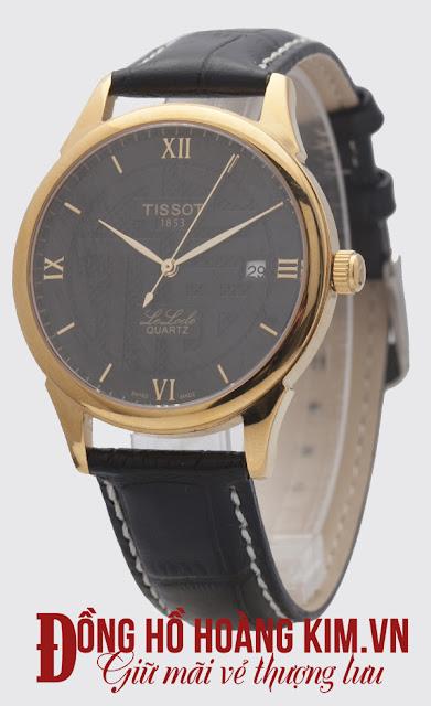 Đồng hồ đeo tay nam tissot bán chạy
