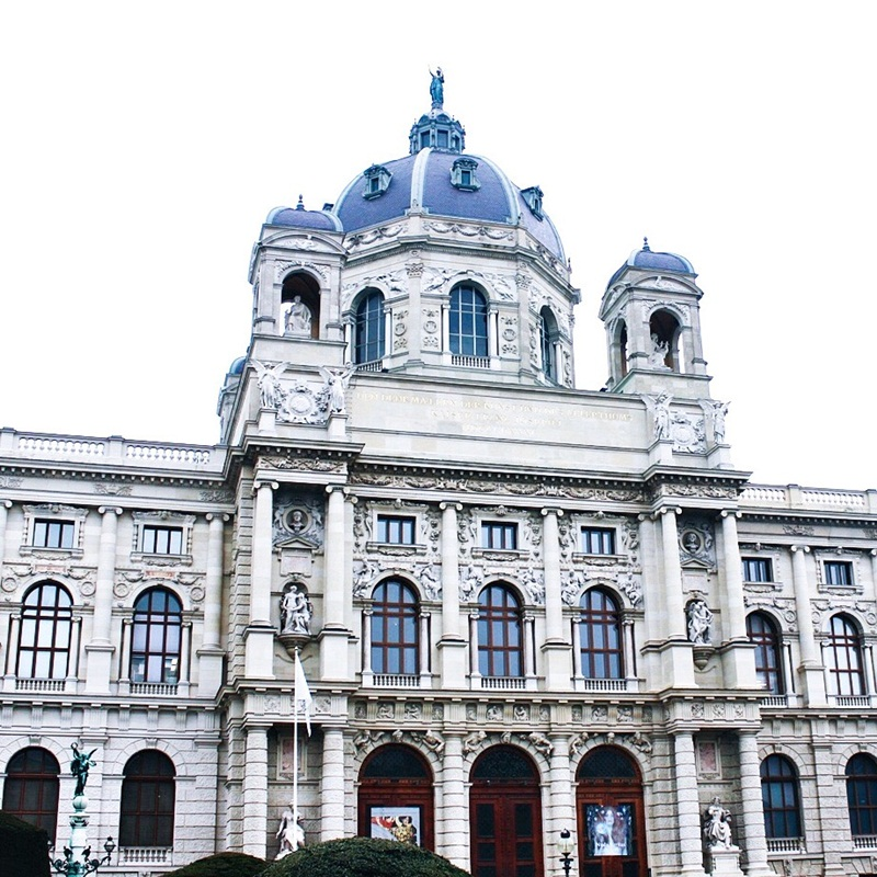 Art History Museum at Maria Theresien Platz, Vienna