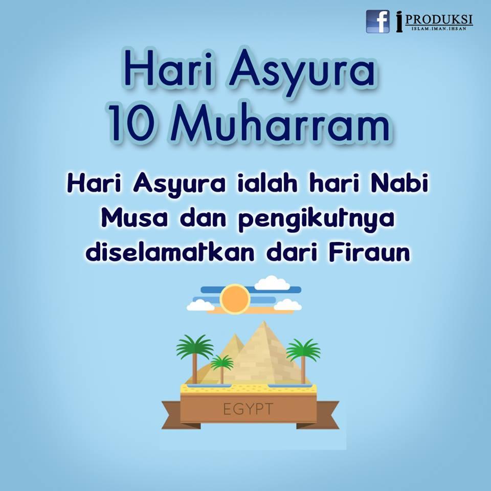 Kelebihan puasa Hari Asyura (10 Muharram) | inijalanku.wordpress.com