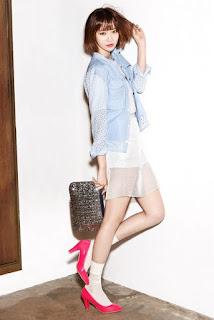 Biodata lengkap Go Joon Hee