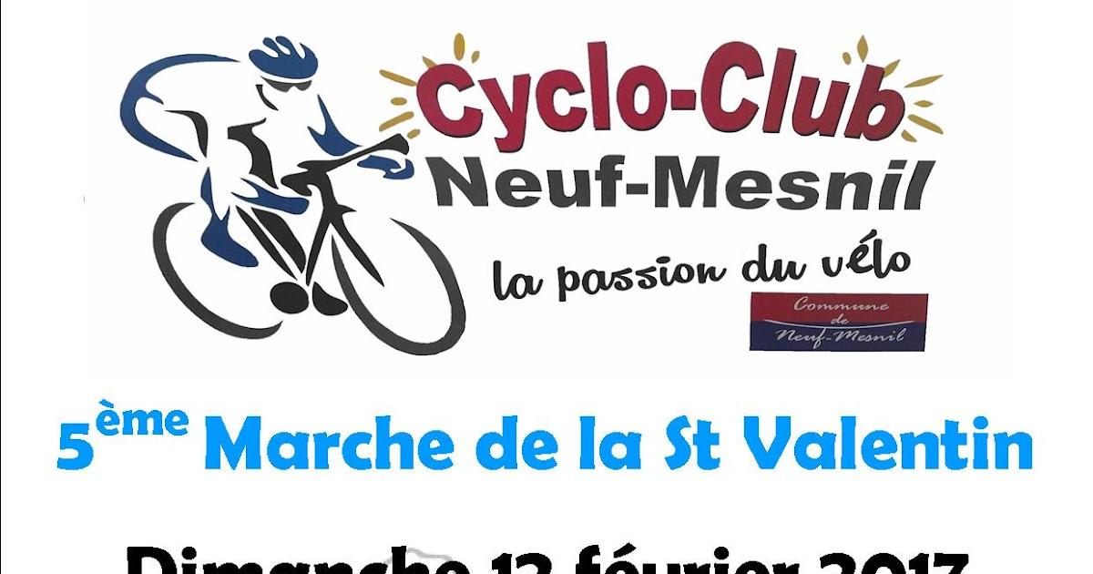 cyclo club neuf mesnil marche de la st valentin. Black Bedroom Furniture Sets. Home Design Ideas