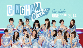 6th Single JKT48 - Gingham Check