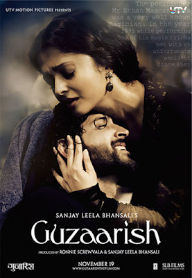 Watch Guzaarish (2010) full movie online