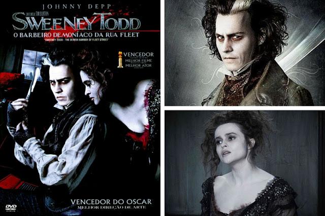 TOP 5 | Filmes Com Johnny Depp e Helena Bonham Carter - Lost