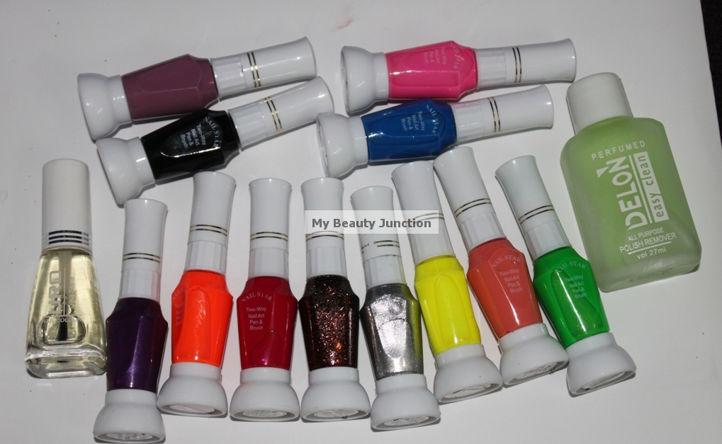 Nail trail: Supply haul from eBay - Cosmetopia Digest Beauty and ...