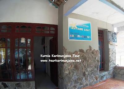 bangunan Bintang Laut Karimun jawa