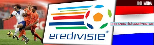 Hollanda Eredivisie Liginde Şampiyon Olmuş 17 Büyük Takım - Kurgu Gücü