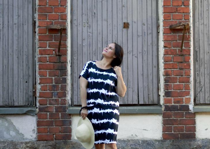 mekko nokian neulomon kankaasta