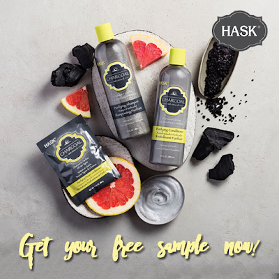 Free HASK Hair Care Sample Giveaway