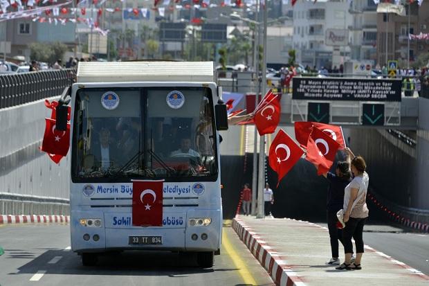 Anamur Haber, Mersin Büyük Şehir Belediyesi, Mersin Haber, Vahap Seçer, Burhanettin Kocamaz,