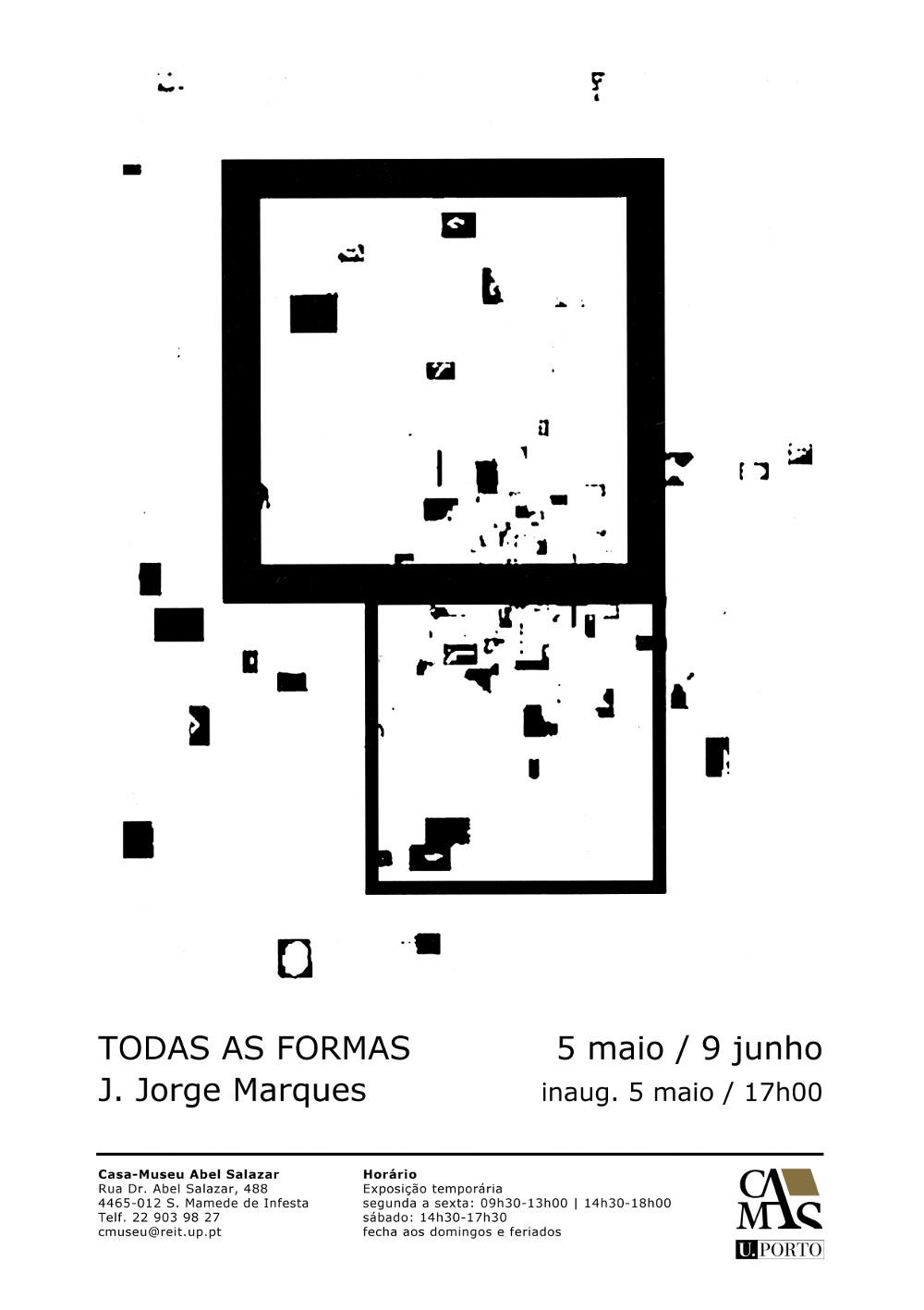 TODAS AS FORMAS por J. Jorge Marques