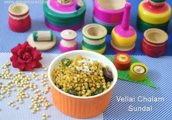 Vellai Cholam Sundal