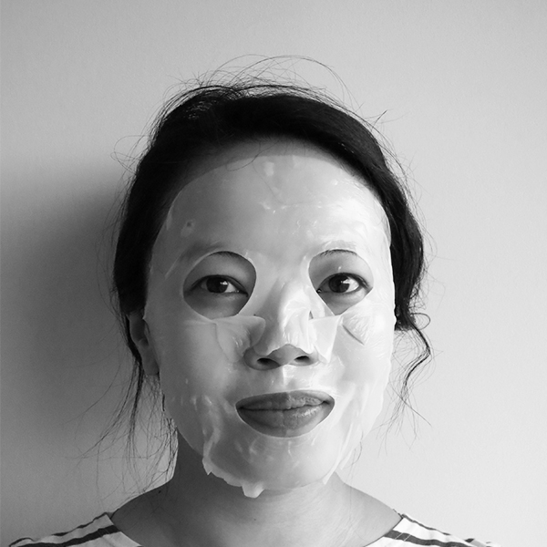 Wearing For Beloved One Melasleep Whitening Bio-Cellulose Mask