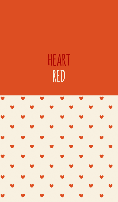 RED 3 (HEART)