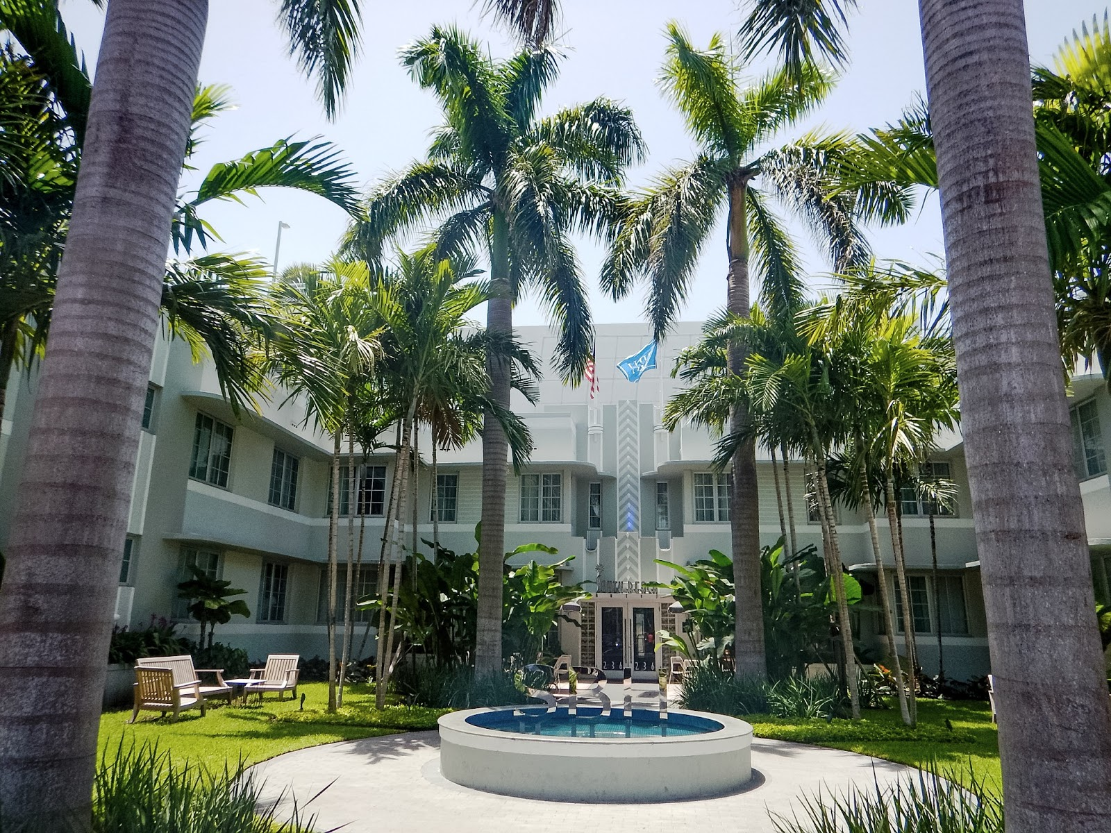 sbh hotel miami