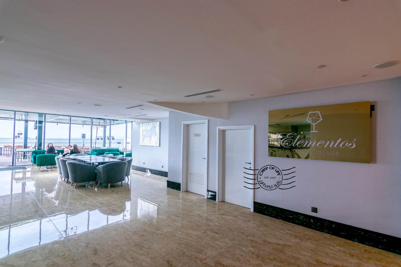 Elementos Tapas Lounge @ Hompton Hotel Penang