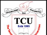 Commission for Universities (TCU) online exhibition registration portal | Deadline 10th July 2019