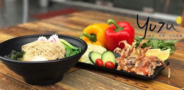 Food Review   Soft Shell Crab Menu terbaru di Yuzu Japanese Restaurant