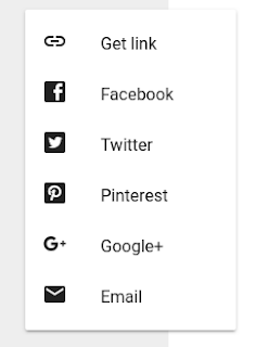 Tautan Berbagi / Sharing ke Google+ akan dihapus