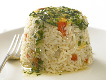 How to Make Rice Timbales