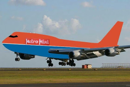 Alasan Tidak Perlu Takut Naik Pesawat, Beda Sedikit Dengan Angkot Kok