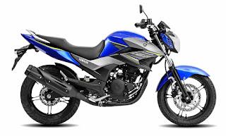 Yamaha Fazer 250 Brazil