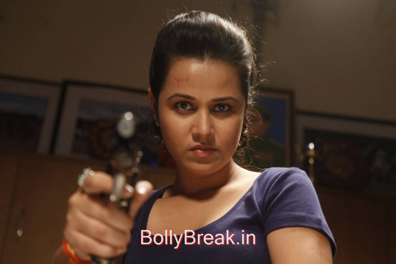 , Hot HD Images of Nisha Kothari from Bullet Rani Movie