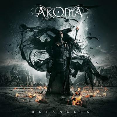 """Ακούστε τον δίσκο των Akoma """"Revangels"""" που κυκλοφόρησε τον Ιανουάριο"""