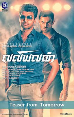 Valiyavan 2015 Full Hindi Dual Audio Movie Download