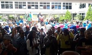 Ja'far Umar Thalib Dirawat di RS Bhayangkara Kota Jayapura
