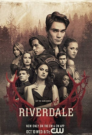 Riverdale - 3ª Temporada Séries Torrent Download capa