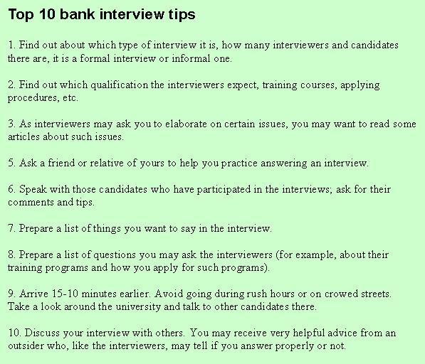 teller position interview questions