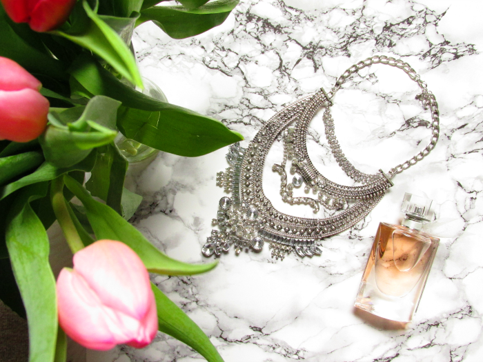 Happiness Boutique - Review & Rabatt Code - Glamorous Over The Top Statement Necklace