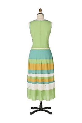 Anthropologie Horizon Line Dress