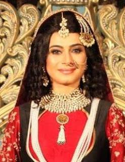Tasneem Sheikh sebagai pemeran Ruqaiya
