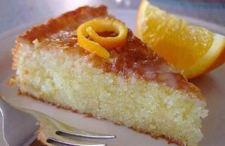 Η καλύτερη πορτοκαλόπιτα κέικ που λιώνει στο στόμα