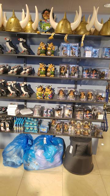 חנות מזכרות ברייקיאוייק